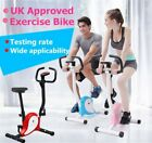 Gym Fitness Exercise Bike Cycling Adjustable Resistance Cardio Workout Trainer