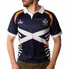 Rugby Nations Men's Cotton Collar Poly Rugby Top