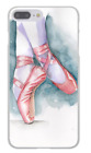 Dance Ballet Pink Shoes Slipper Adult Hard Cover Case For iPhone Huawei Samsung