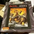AD&D Role Aids Blood & Steel Fantasy Combat Accessory - Open and Un-Used