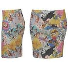 DISNEY PRINCESS LADIES WOMEN'S CHARACTER BEAUTY & THE BEAST TUBE SKIRT UK 8-12