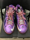 Nike Lebron X AS Area 72 Size 10 All Star Gumbo Leauge MVP 583108-500 RARE