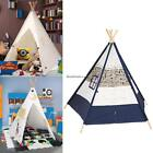 Kids Triangle Outdoor Foldable Portable Backpacking Camping Play Tent Gift Ship