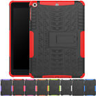 Shockproof Tough Impact Hard Case Cover with Stand For Apple iPad Mini 1 2 3 4