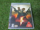 Used Biohazard 5 Playstaion 3 PS3 Sony Resident Evil 5 From Japan region free