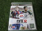 Used FIFA12 World class soccer Playstaion 3 PS3 Sony From Japan region free