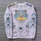 BNWT KENZO 'tiger embroidered sweatshirt' black Sweater S