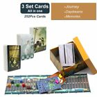 Board game Dixit 1 2 3 4 5 6 7 with wooden bunny Russian and English instruction