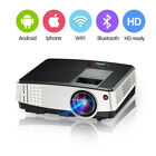 Mini LED Projector Home Theater Android Wifi Bluetooth Wireless Online Proyector