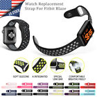 For Fitbit Blaze Band Watch Replaces Silicone Rubber Watchband Sport Watch Strap