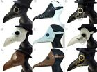 NEW Plague Doctor Nose Bird Raven Mask Costume Cosplay Halloween Prom Party