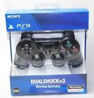 Brand New SEALED Sony Playstation 3 PS3 Dualshock 3 Wireless Controller