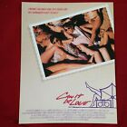 tb Can it be Love 1992 Vtg Movie Promo Ad Pinup Poster Richard Beaumont