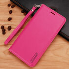 For Samsung Galaxy S9 Plus Luxury Geniun Leather Flip Wallet Case Cover Book Bag