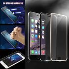 For iPhone X 8 7 6 Plus Premium 3D Tempered Glass Guard Screen Protector Film O1