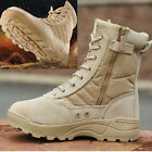 Forced Entry Leather Boot Tactical Deployment Boot Military SWAT Boots Duty Work