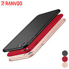 RANVOO Ultra-thin Rugged Shockproof Hard PC Anti-slip For iPhone 8 7 Cover Case