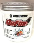 Musclewerks DeFine8 Thermogenic Fat Burner Pre-Workout 60 Sr