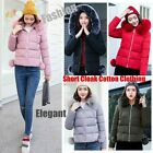 best cycling short - Fashionable Hooded Warm Fur Collar best Down Jacket Short down coat for Women HY