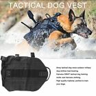 Tactical Outdoor Military Dog Clothes Load Bearing Training Vest Harness CM