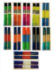 Ripple Grips - Multi Colours High Quality - 2 for $12.00 - Brand New