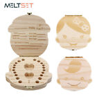 Kyпить Wooden Kids Baby Tooth Box Organizer Milk Teeth Wood Storage Box for Boy Girl на еВаy.соm