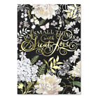 Punch Studio E8 Collection Decorative 3.5x5in Pouch Note Cards - Choose Design