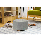 Mini Ottoman - Home Ottoman Decor Fabric Foot Stool | 4 Short Legs Seat Chair <br/> Jerry&amp;Maggie - Mini Ottoman - BUY 1 GET 1 20% OFF!!~~