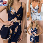 women holiday mini playsuit jumpsuit rompers summer