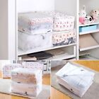 Внешний вид - Foldable Storage Bag Clothes Blanket Quilt Closet Sweater Organizer Box Pouch