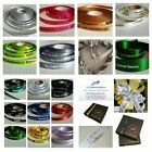 Personalised Corporate Gift Ribbon 10mm Satin Your Logo Your Business Name Brand