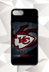 KANSAS CITY CHIEFS NFL  IPHONE 5 6 7 8 X PLUS (US SELLER) CASE FREE SHIPPING $14.95 USD on eBay