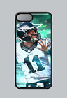 CARSON WENTZ PHILADELPHIA EAGLES IPHONE 5 6 7 8 X PLUS (US SELLER) CASE $15.95 USD on eBay