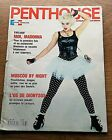 VINTAGE PENTHOUSE MADONNA FRENCH VERSION  EDITION 1989