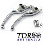Alloy Cluth Brake LEVER Chrome for Harley Davison 2012 Road King Classic FLHRC