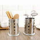 Drainer Cutlery Stand Holder Kitchen Stainless Steel Tray Storage Table Utensil