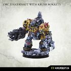 Orc Juggernaut with Krush Rokkets - Kromlech