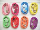 1M/3FT USB Data Charger Cable Cord For i phone 4S 4G iPod Mini Random color
