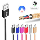 Strong Braided Metal Micro USB Charge Data Cable for Swistel Smartphone