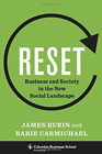 Rubin James/ Carmichael Barie-Reset  (UK IMPORT)  BOOK NEW