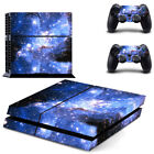 Cosmic Star Galaxy PS4 Skin Vinyl Sticker For Playsation 4 Console 2 Controllers