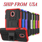 Shockproof Hybrid PC&Silicone Kickstand Case Cover For Samsung Galaxy J5/J7 2017