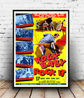 Rock baby rock it : Vintage movie , poster, Wall art, poster, reproduction.