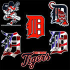 "Detroit TIGERS Car Window Decal Sticker 6"" 10"" 12"" 18"" 24"""" **Up To 50 INCHES!** on Ebay"