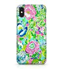 Water Painted Colourful Floral Beautiful Leaves Tropical Roses Phone Case Cover