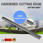 """84""""X 6"""" Bucket Cutting Edge Hardened Carbon Steel rust resisting Business Loader"""