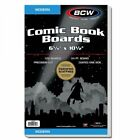BCW Comic Boards (Current / Silver/ Gold/ Mag) (100/500/1000) image