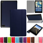 Magnetic Leather Smart Stand Case For Amazon Kindle Fire HD