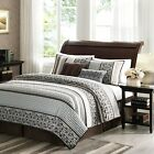 Madison Park Princeton 5 Piece Quilted Coverlet Set, King, R