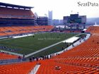 (4) Steelers vs Patriots Tickets Lower Level Section 227 Aisle Seats!!
